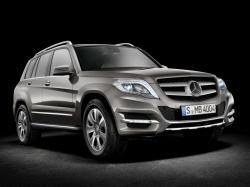 Mercedes-Benz GLK-klasse I (X204) Рестайлинг