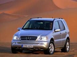 Mercedes-Benz M-klasse I (W163)