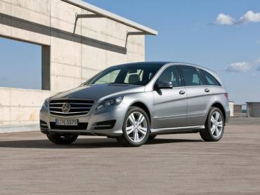 Mercedes-Benz R-Класс I рестайлинг 2 Минивэн