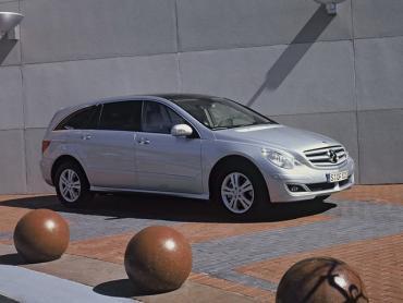 Mercedes-Benz R-Класс I Минивэн Long