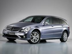 Mercedes-Benz R-klasse I Рестайлинг