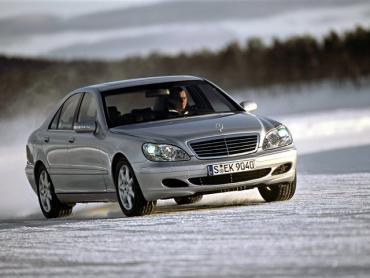 Mercedes-Benz S-Класс IV (w220) рестайлинг Седан
