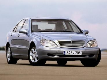 Mercedes-Benz S-Класс IV (w220) Седан