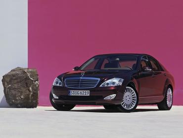 Mercedes-Benz S-Класс V (w221) Седан