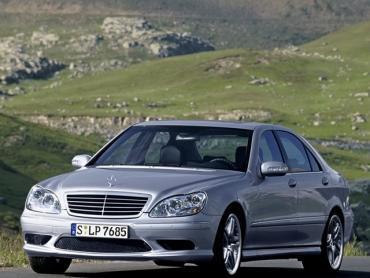 Mercedes-Benz S-Класс AMG I (w220) рестайлинг Седан Long