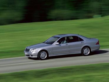 Mercedes-Benz S-Класс AMG I (w220) Седан Long