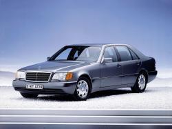 Mercedes-Benz S-klasse III (W140) Седан