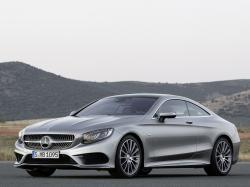 Mercedes-Benz S-klasse VI (W222, C217) Купе