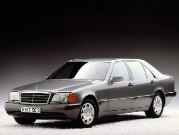 Mercedes-Benz S-klasse w140 Седан Long