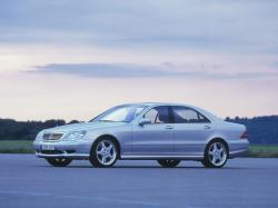 Mercedes-Benz S-klasse AMG I (W220)