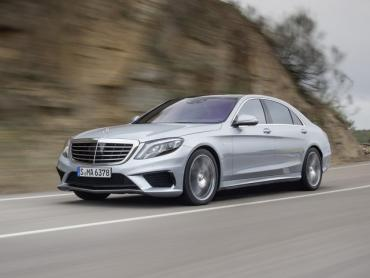 Mercedes-Benz S-klasse AMG w222 Седан Long