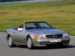 Mercedes-Benz SL-klasse IV (R129)