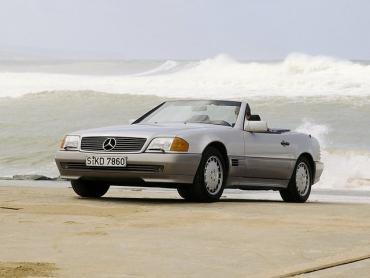 Mercedes-Benz SL-klasse r129 Родстер