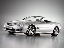 Mercedes-Benz SL-klasse V (R230) Рестайлинг