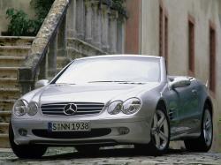 Mercedes-Benz SL-klasse V (R230)