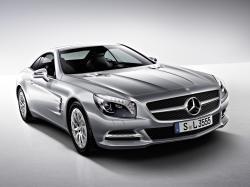 Mercedes-Benz SL-klasse VI (R231)