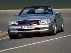 Mercedes-Benz SL-klasse AMG I (R129) Рестайлинг