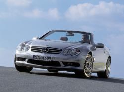 Mercedes-Benz SL-klasse AMG II (R230)