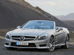 Mercedes-Benz SL-klasse AMG III (R231)