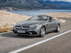 Mercedes-Benz SLC-klasse