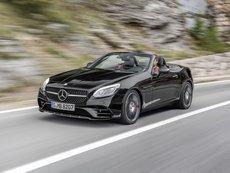 Mercedes-Benz SLC-klasse AMG