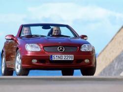 Mercedes-Benz SLK-klasse I (R170) Рестайлинг