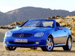 Mercedes-Benz SLK-klasse I (R170)