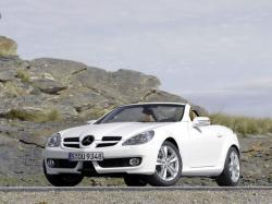 Mercedes-Benz SLK-klasse II (R171) Рестайлинг