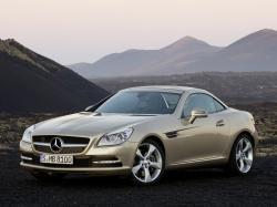 Mercedes-Benz SLK-klasse III (R172)