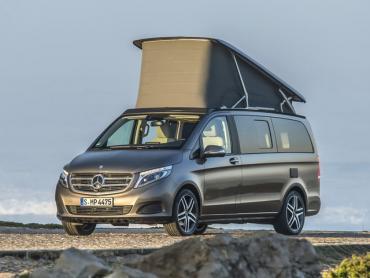 Mercedes-Benz V-Класс II Минивэн Marco Polo