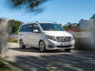 Mercedes-Benz V-Класс II Минивэн XL