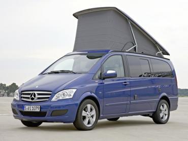 Mercedes-Benz Viano I (w639) рестайлинг Минивэн Marco Polo