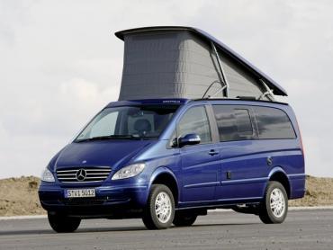Mercedes-Benz Viano I (w639) Минивэн Marco Polo