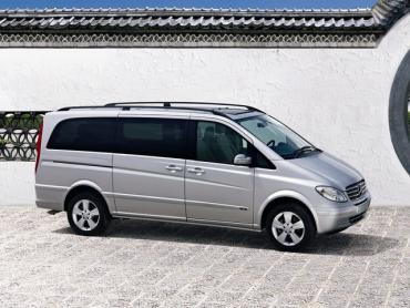 Mercedes-Benz Viano w639 Минивэн Extra Lang
