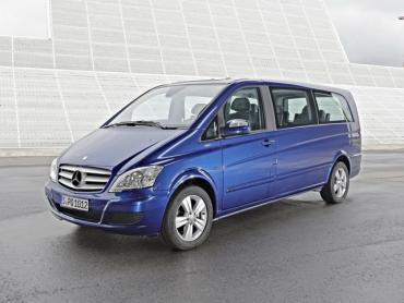Mercedes-Benz Viano w639 Рестайлинг Минивэн Extralang