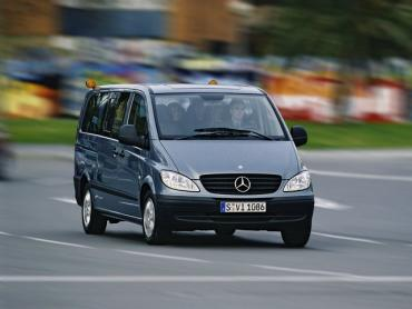 Mercedes-Benz Vito II (w639) Минивэн L3