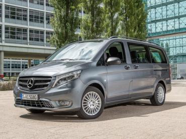 Mercedes-Benz Vito III (w447) Минивэн L3