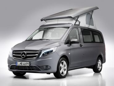 Mercedes-Benz Vito III (w447) Минивэн Marco Polo