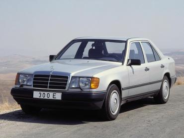 Mercedes-Benz W124 1984 1993 Седан