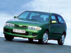 Nissan Almera I (N15) Хэтчбек 3дв.