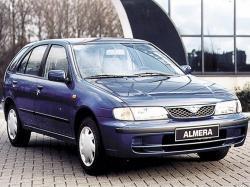 Nissan Almera I (N15) Хэтчбек 5дв.