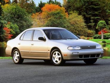 Nissan Altima II (l30) Седан
