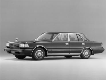 Nissan Cedric VI Седан