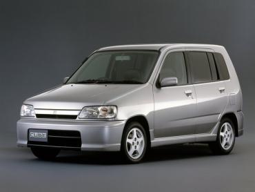 Nissan Cube I (z10) Компактвэн