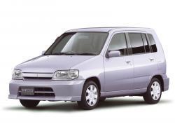 Nissan Cube I (Z10)