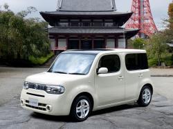 Nissan Cube III (Z12)