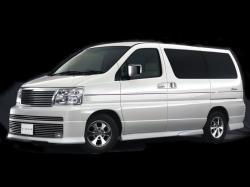 Nissan Elgrand I (E50)