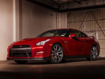 Nissan GT-R I рестайлинг 2 Купе