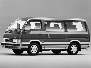 Nissan Homy IV Минивэн