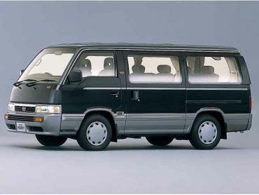 Nissan Homy IV Рестайлинг Минивэн